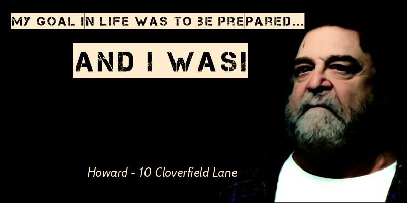 10 Cloverfield Lane movie quote