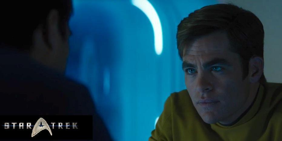 Kirk and Bones in Star Trek Beyond