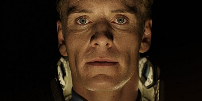 David Prometheus cyborg