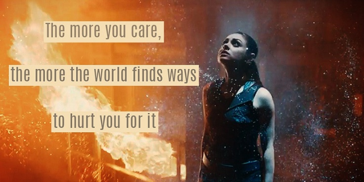 World hurts you movie Jupiter Ascending quote