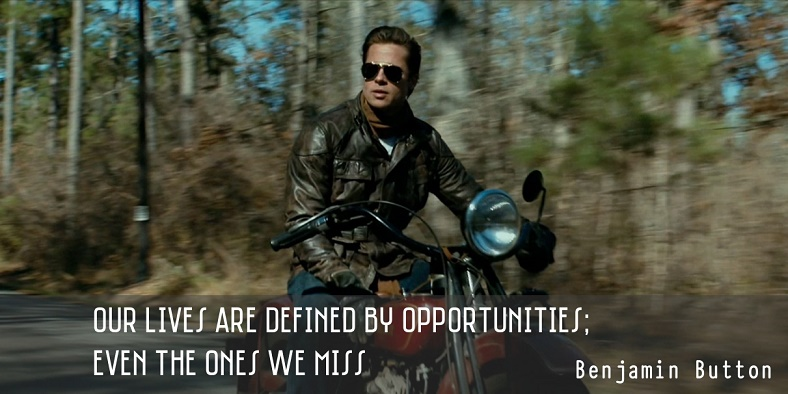 Ecard with a opportunity quote