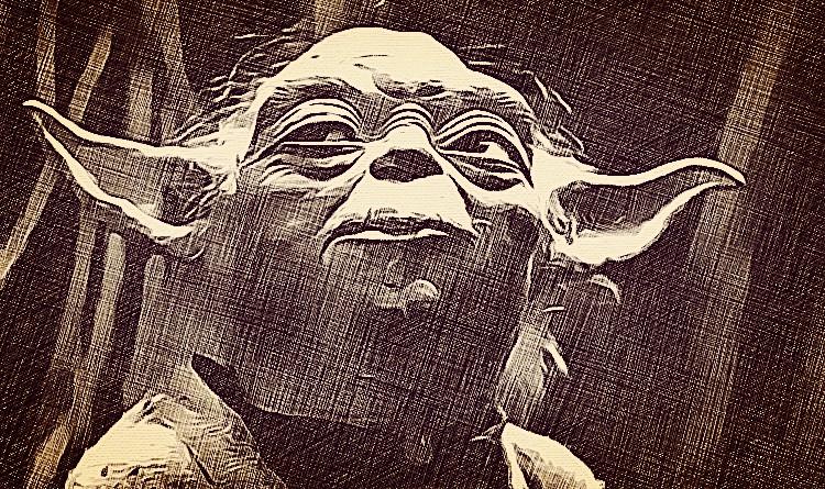 yoda in the last jedi